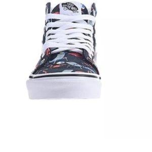 117ca3eb9041 Vans Shoes - Vans SK8 HI Reissue Pool Vibes Black True White